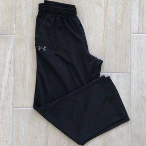 Under Armour HeatGear Black Drawstring Sweatpants